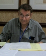 Howard Waldrop at FenCon VI