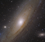 M31-The Andromeda Galaxy